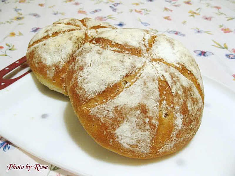 Rye Bread (祼麦面包)_图1-1