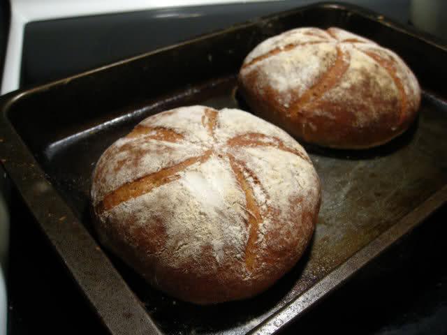 Rye Bread (祼麦面包)_图1-3