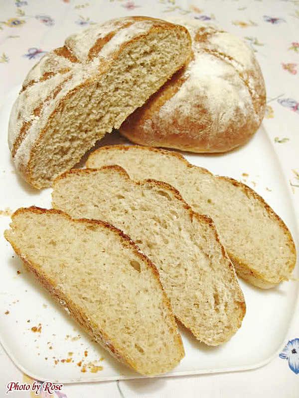 Rye Bread (祼麦面包)_图1-4