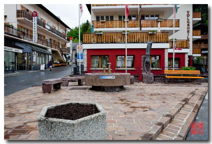 《酒一船摄影》:瑞士的温泉小镇:洛伊克巴德 (Leukerbad)_图1-6