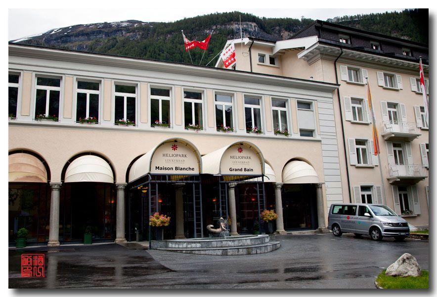 《酒一船摄影》:瑞士的温泉小镇:洛伊克巴德 (Leukerbad)_图1-7