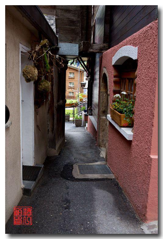 《酒一船摄影》:瑞士的温泉小镇:洛伊克巴德 (Leukerbad)_图1-10