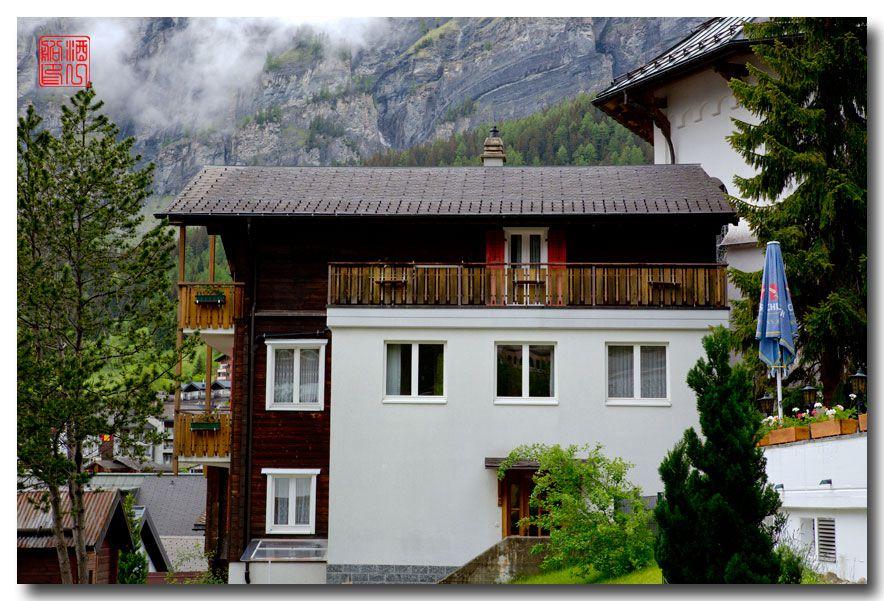 《酒一船摄影》:瑞士的温泉小镇:洛伊克巴德 (Leukerbad)_图1-22