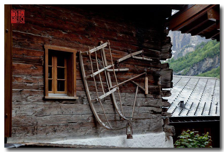 《酒一船摄影》:瑞士的温泉小镇:洛伊克巴德 (Leukerbad)_图1-25