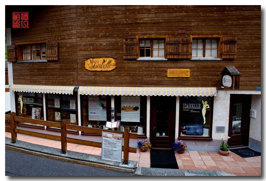 《酒一船摄影》:瑞士的温泉小镇:洛伊克巴德 (Leukerbad)_图1-26