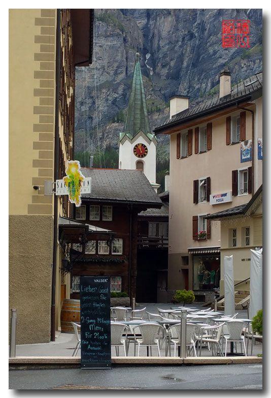 《酒一船摄影》:瑞士的温泉小镇:洛伊克巴德 (Leukerbad)_图1-31