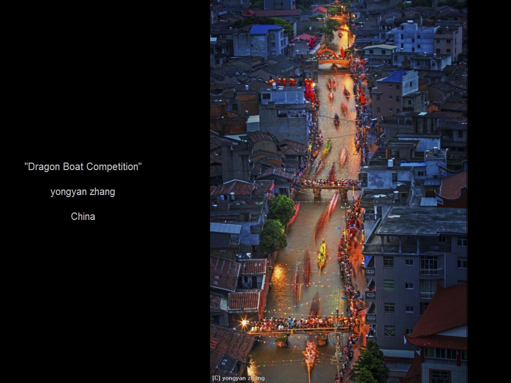 纽约摄影学会2016年沙龍數碼旅遊攝影組部分獲獎作品_图1-8