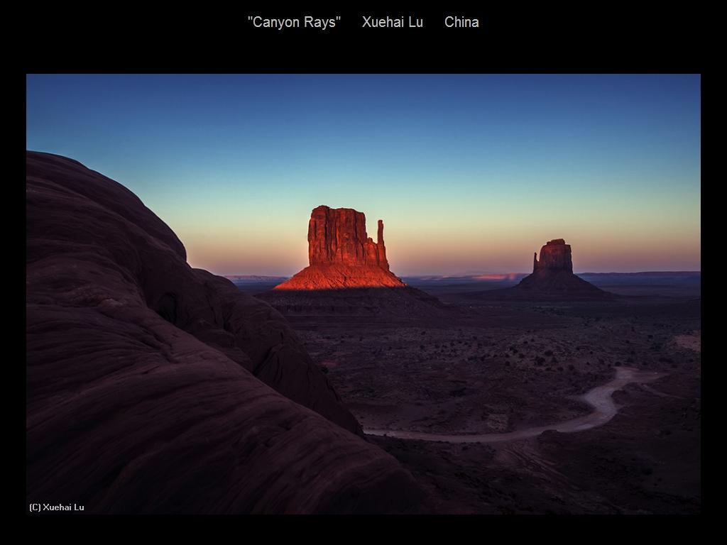纽约摄影学会2016年沙龍數碼旅遊攝影組部分獲獎作品_图1-16