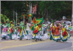 【star8拍攝】西印度群島狂欢節花絮拍攝