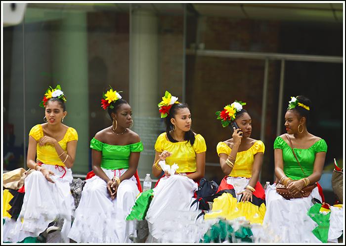 【star8拍攝】西印度群島狂欢節花絮拍攝_图1-17
