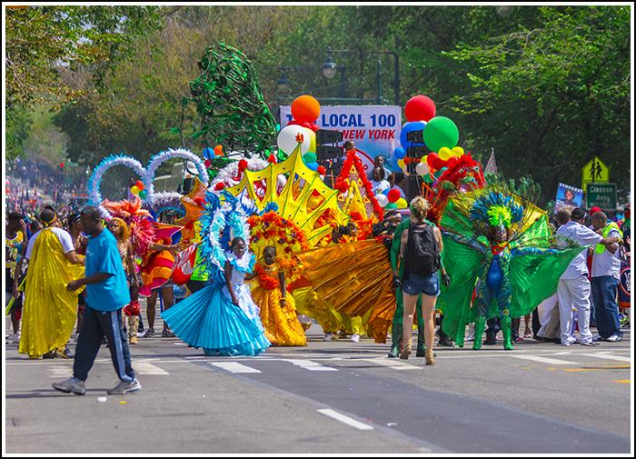 【star8拍攝】西印度群島狂欢節花絮拍攝_图1-2