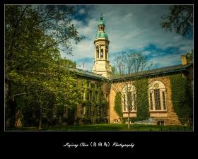 【自由鸟】普林斯顿大学的建筑,很值得一看