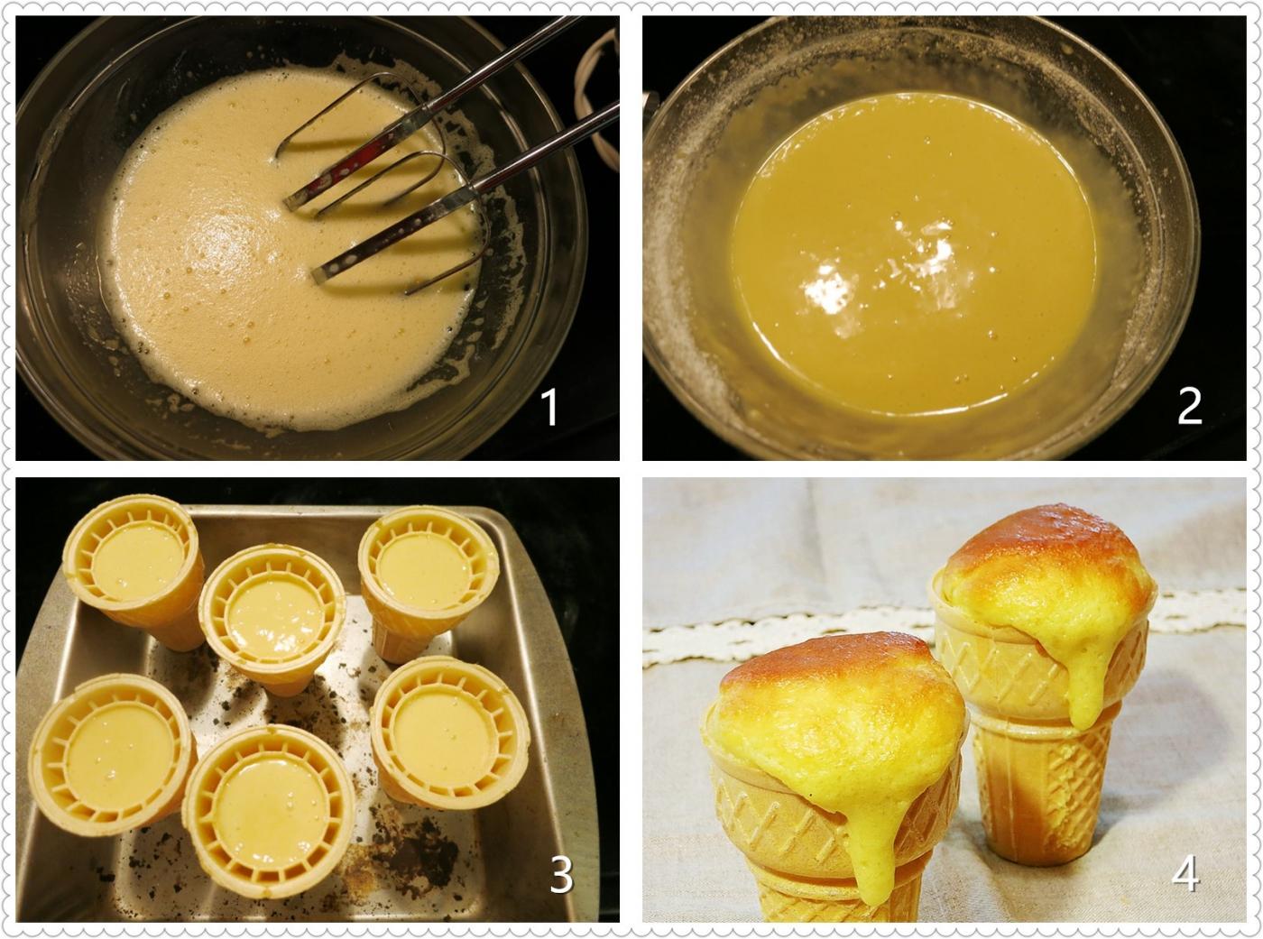 雪糕筒蛋糕_图1-2