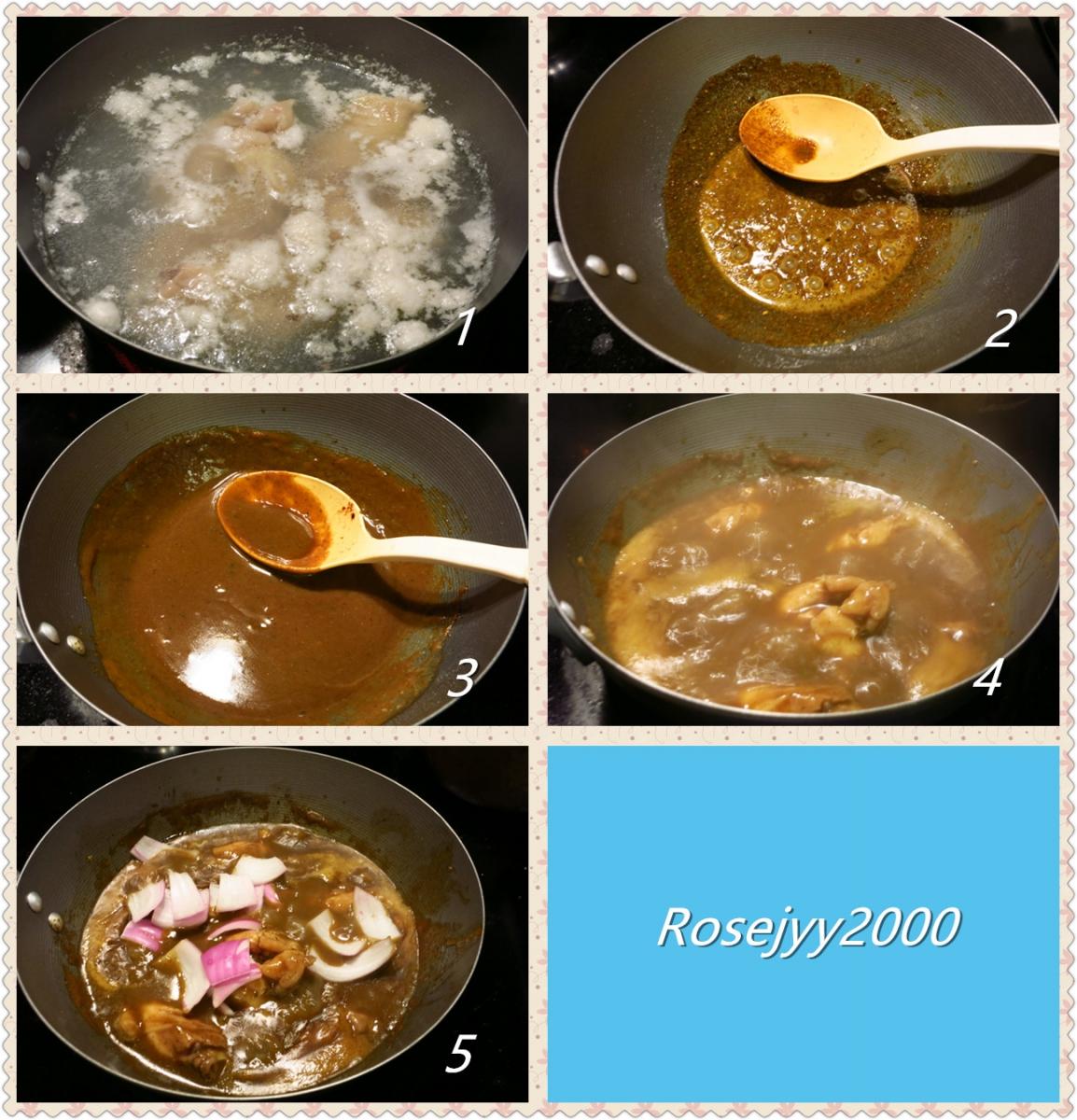红咖喱鸡翅_图1-2