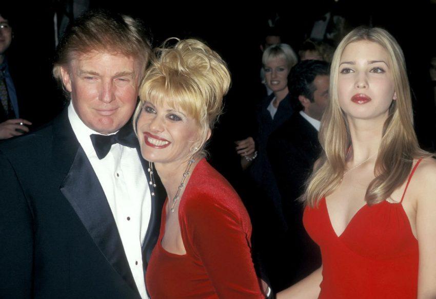 图片集锦:看看特朗普身边的美女们_图1-47