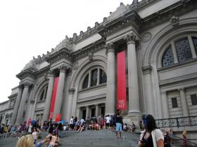 纽约大都会博物馆随拍