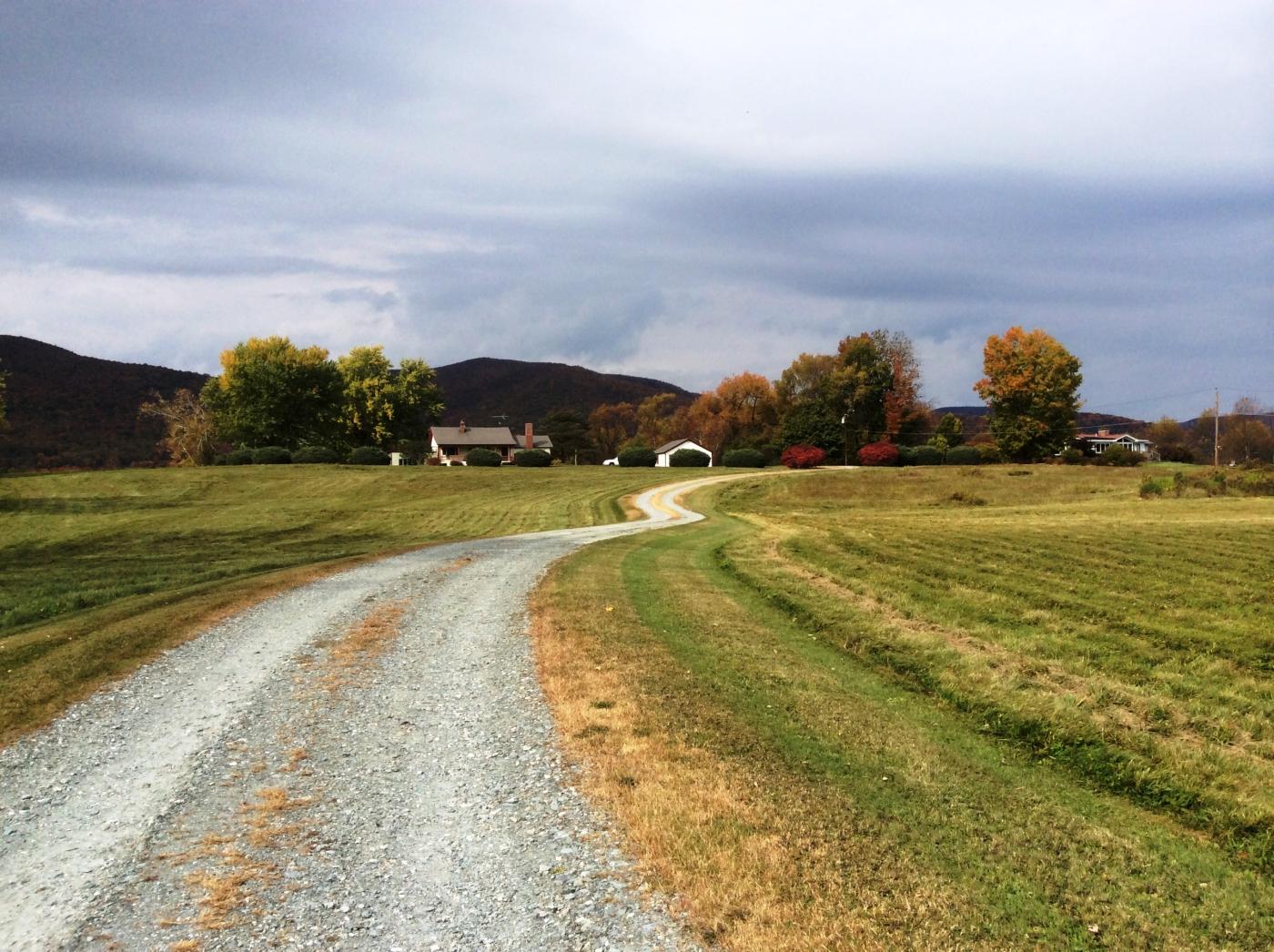 Vermount - 美国大农村的秋天好美!_图1-9