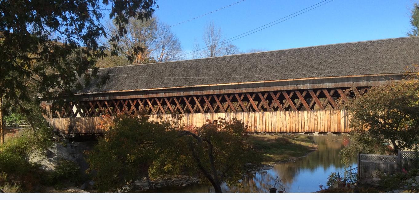 Vermount - 美国大农村的秋天好美!_图1-13