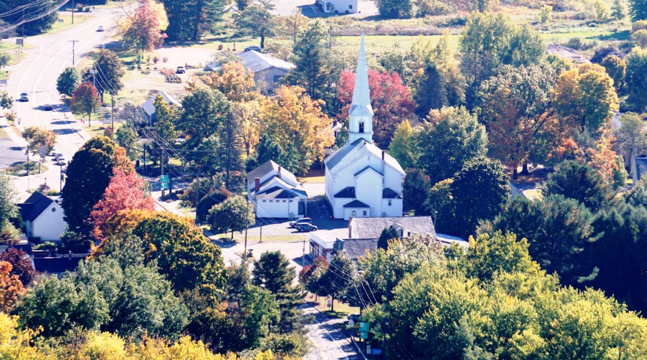 Vermount - 美国大农村的秋天好美!_图1-18