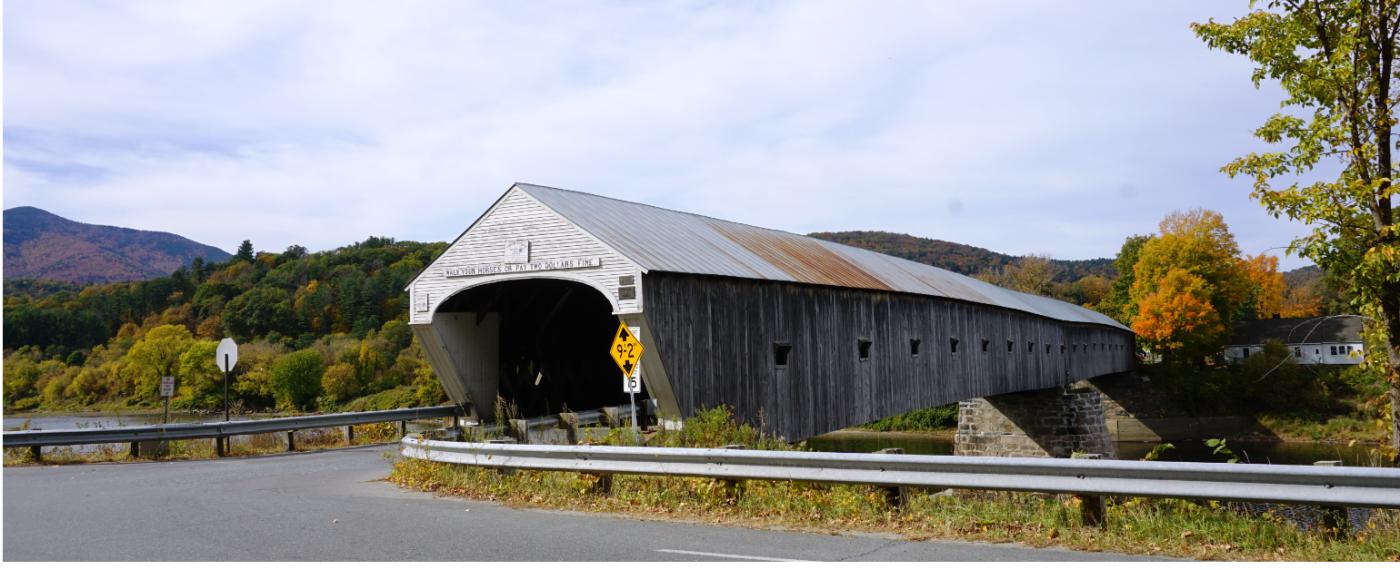 Vermount - 美国大农村的秋天好美!_图1-14