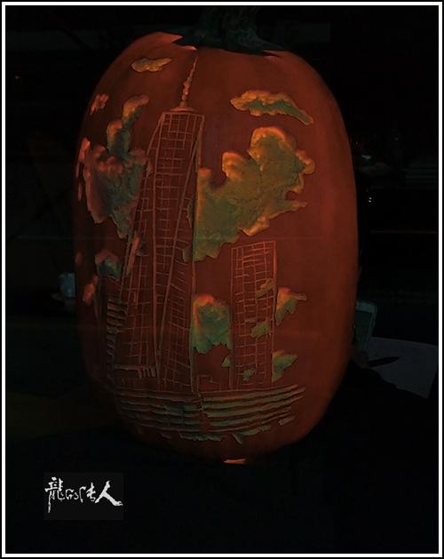 【龍的传人】南瓜雕灯_图1-8