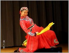 蒙古筷子舞