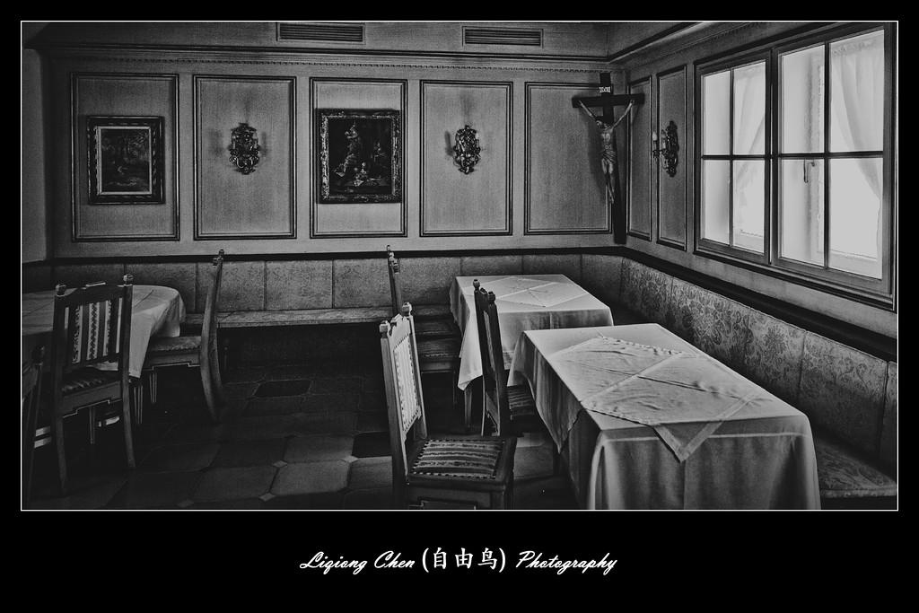 【自由鸟】欧洲小城的瓷器文化_图1-9