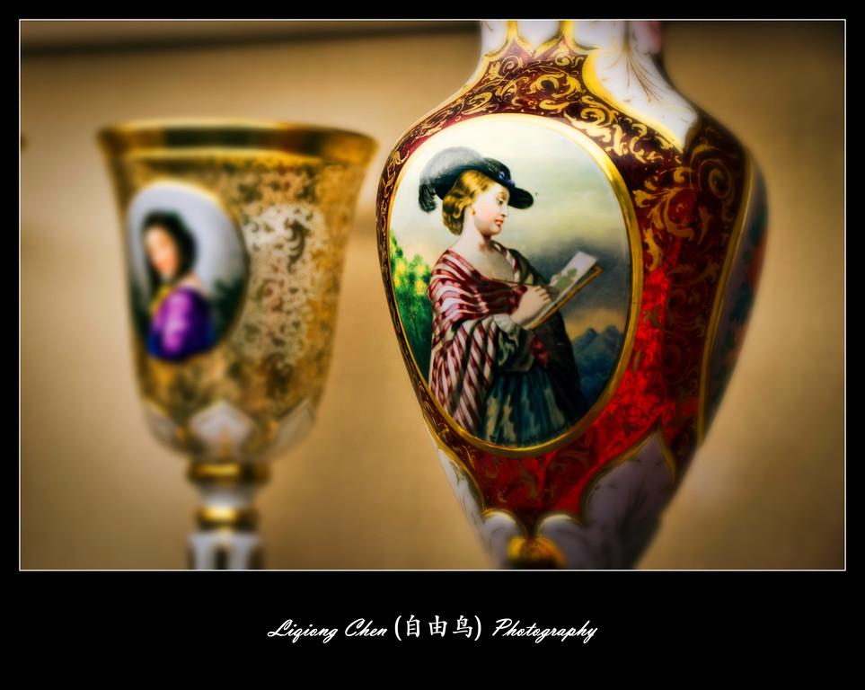 【自由鸟】欧洲小城的瓷器文化_图1-1
