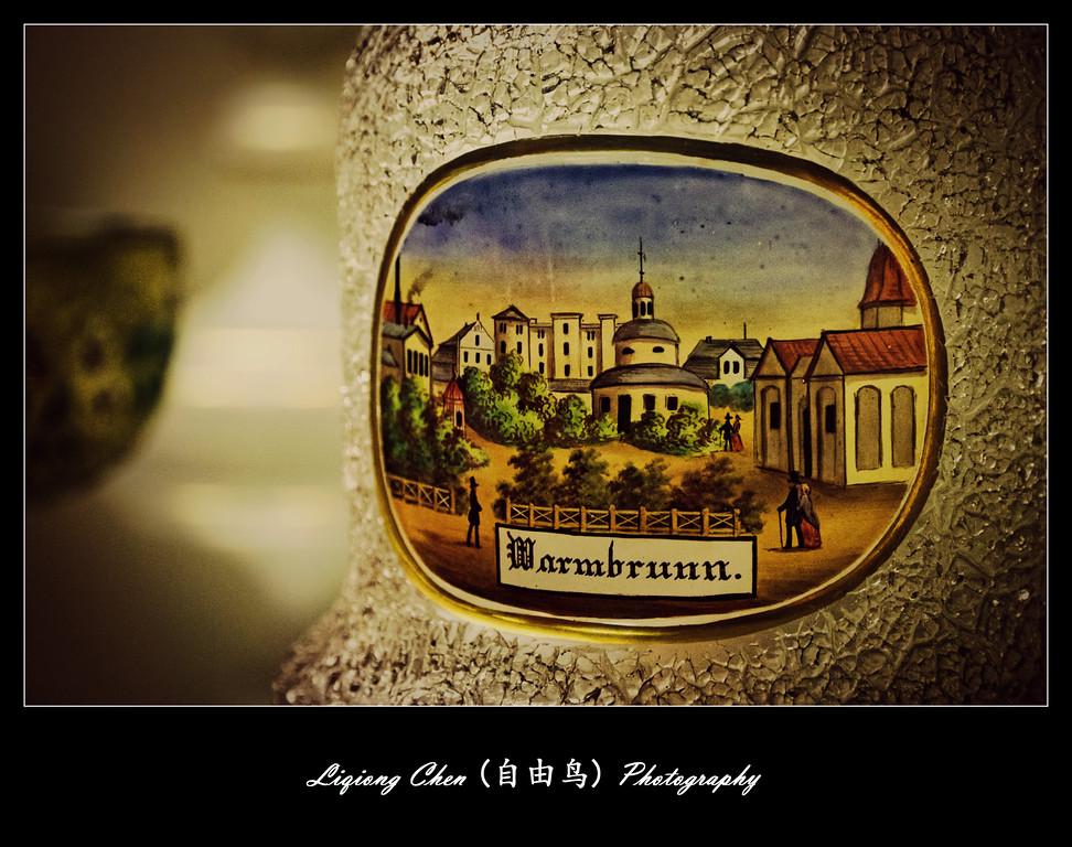 【自由鸟】欧洲小城的瓷器文化_图1-3