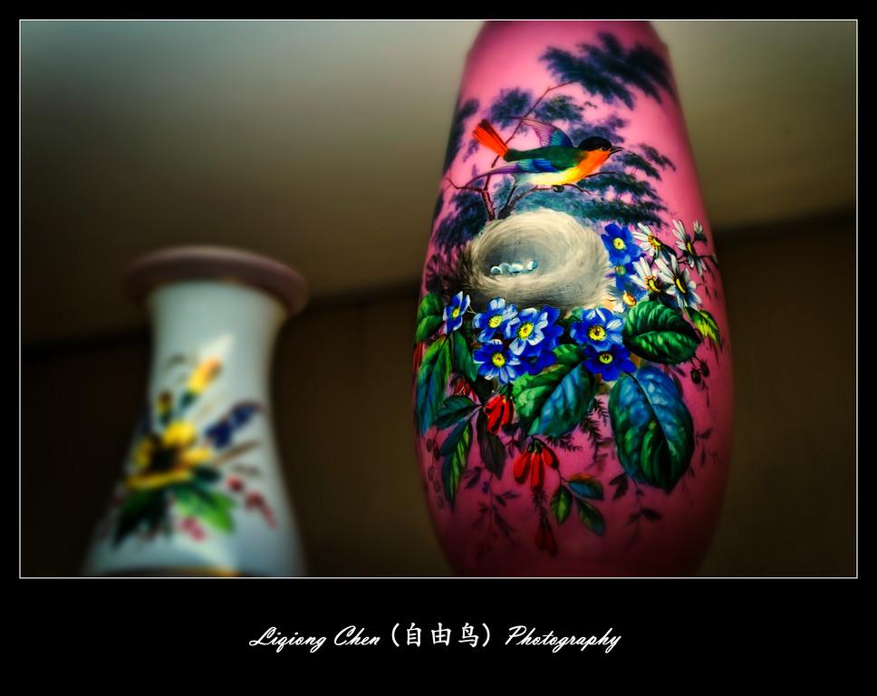 【自由鸟】欧洲小城的瓷器文化_图1-7