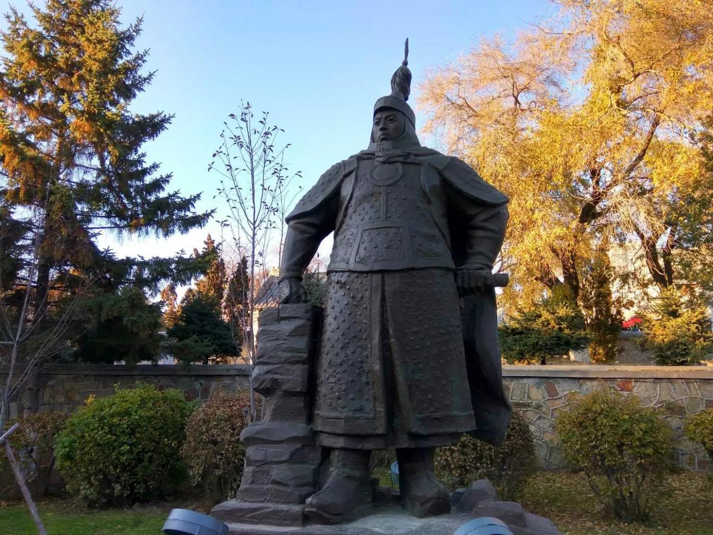 清代黑龙江的三位民族英雄(组图)_图1-5