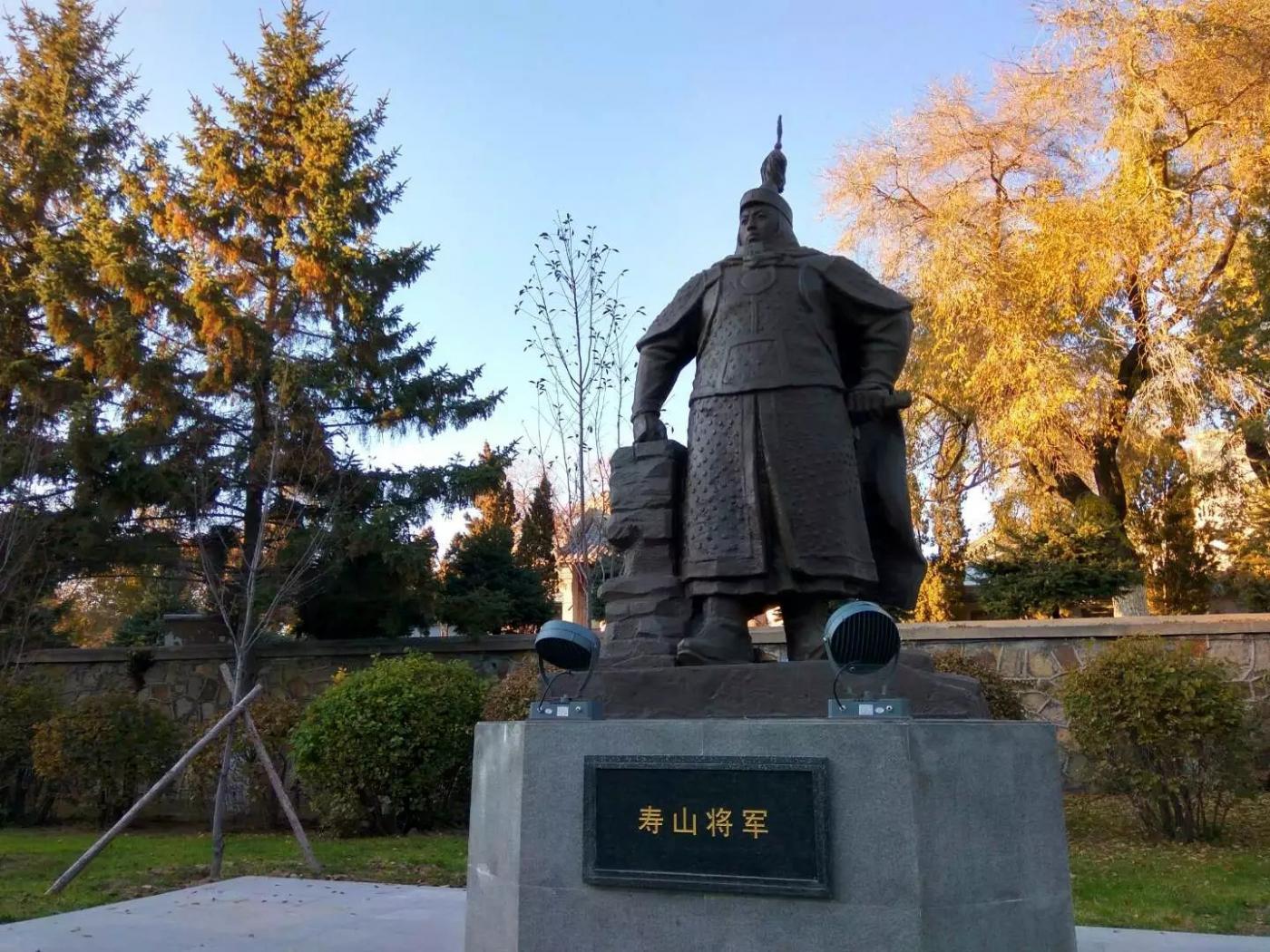 清代黑龙江的三位民族英雄(组图)_图1-6
