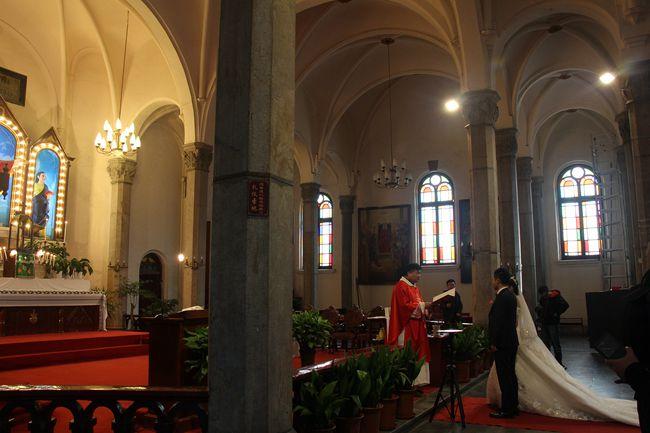 教堂婚礼随拍_图1-4