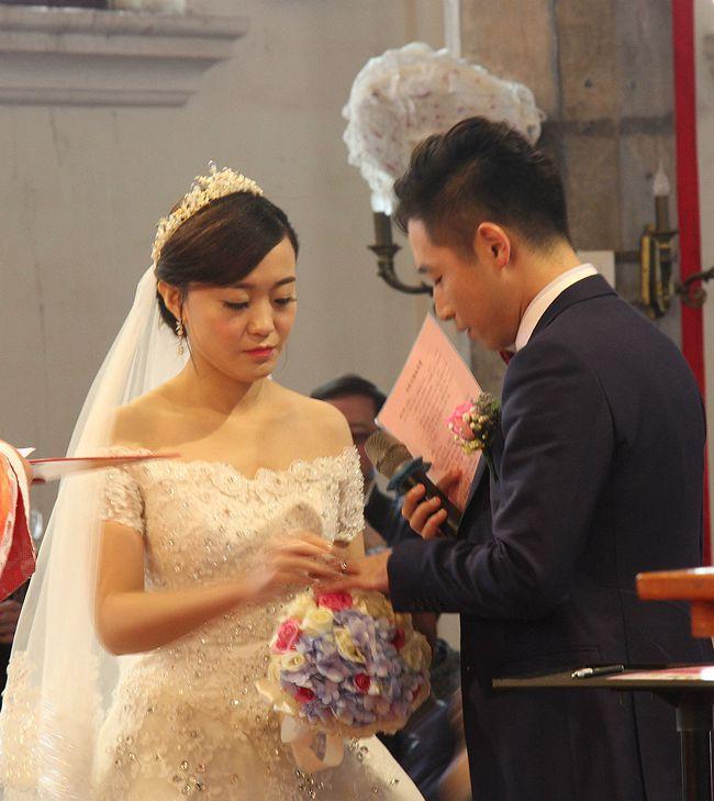 教堂婚礼随拍_图1-17