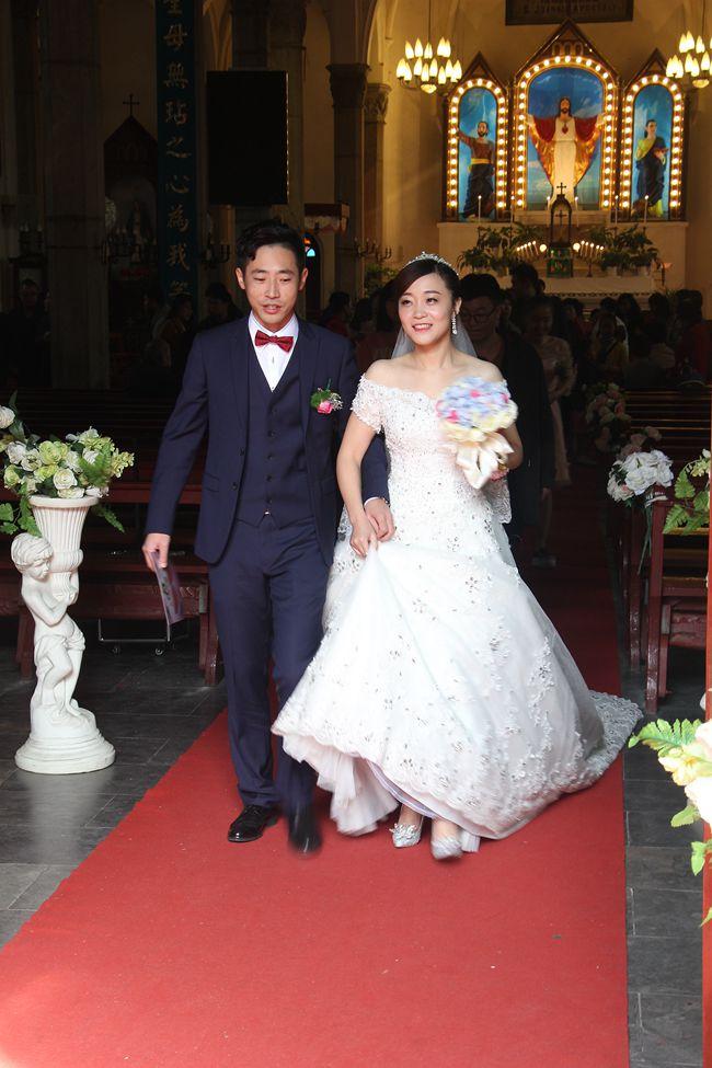 教堂婚礼随拍_图1-8