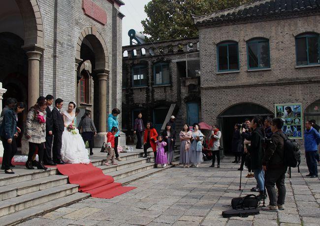 教堂婚礼随拍_图1-11
