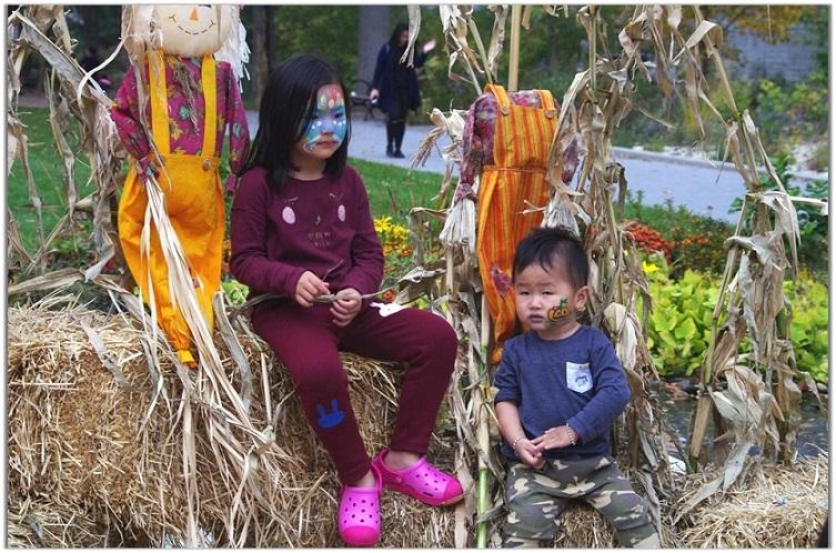 皇后植物园里的萬圣节_图1-8