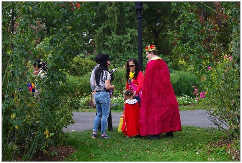 皇后植物园里的萬圣节_图1-11