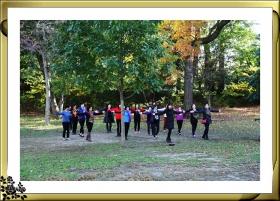 凯西娜公园秋色