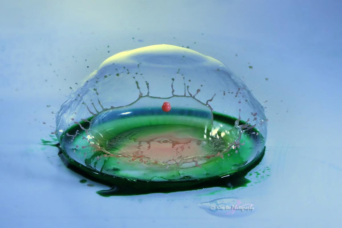 泡泡与水滴的邂逅_图1-12