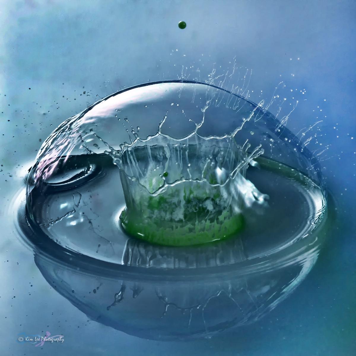 泡泡与水滴的邂逅_图1-24