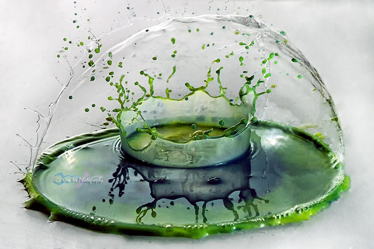 泡泡与水滴的邂逅_图1-16
