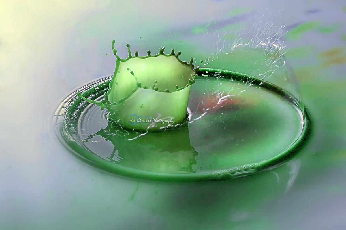 泡泡与水滴的邂逅_图1-20