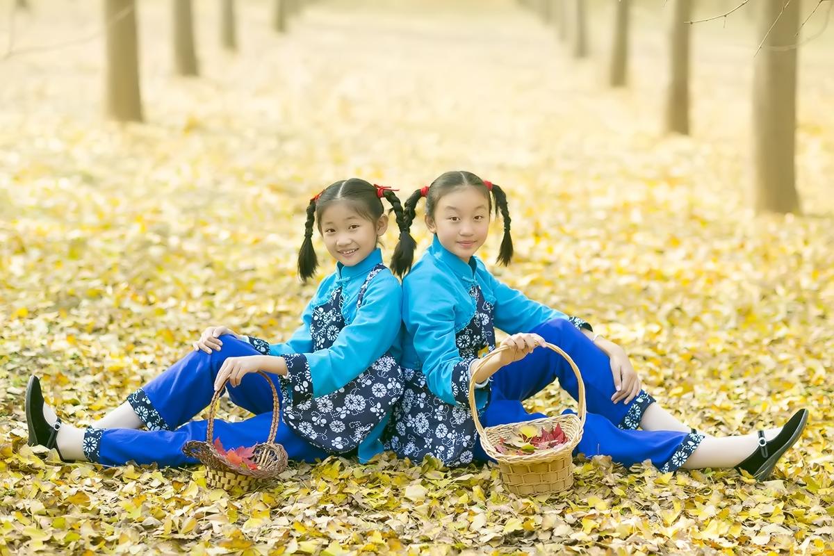 临沂又发现一摄影天堂 发现两位美丽小精灵_图1-8