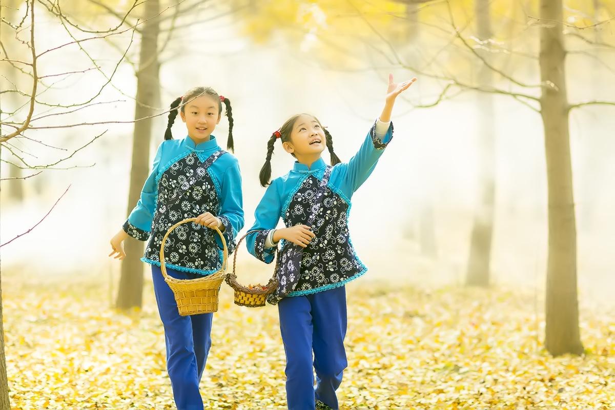 临沂又发现一摄影天堂 发现两位美丽小精灵_图1-10