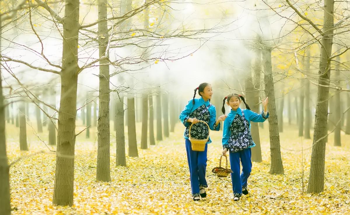 临沂又发现一摄影天堂 发现两位美丽小精灵_图1-15