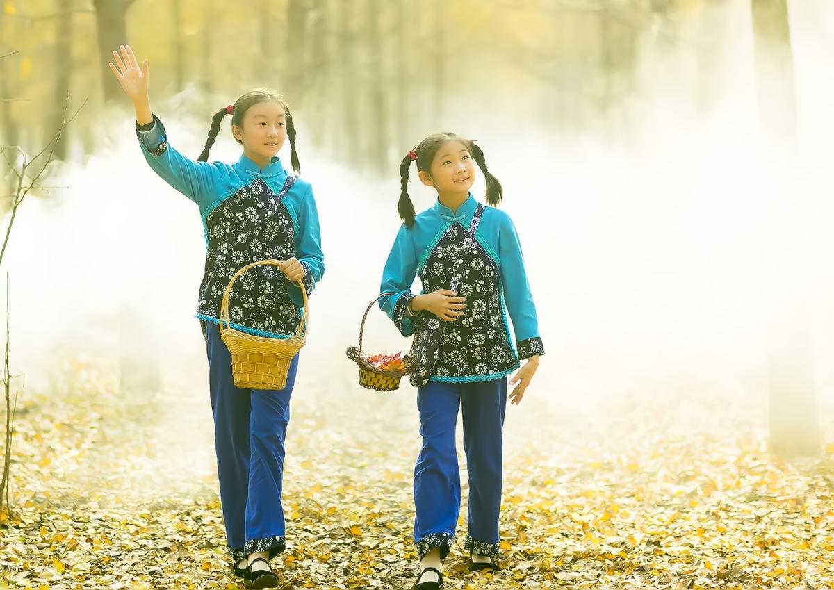 临沂又发现一摄影天堂 发现两位美丽小精灵_图1-21
