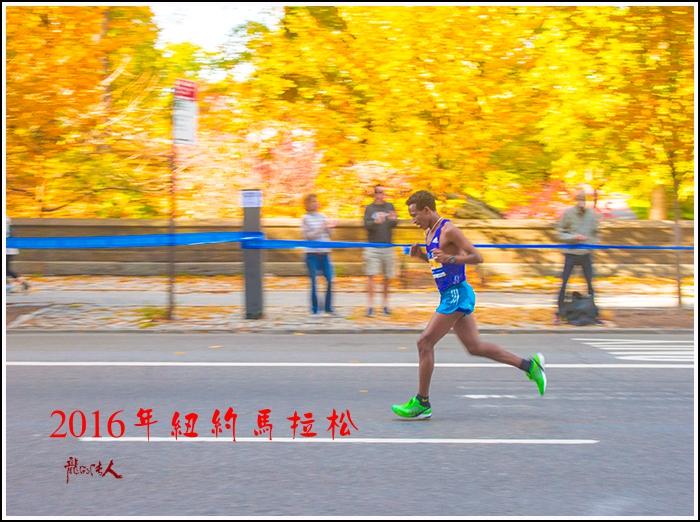 【龍的传人】小拍--2016年纽约马拉松_图1-19