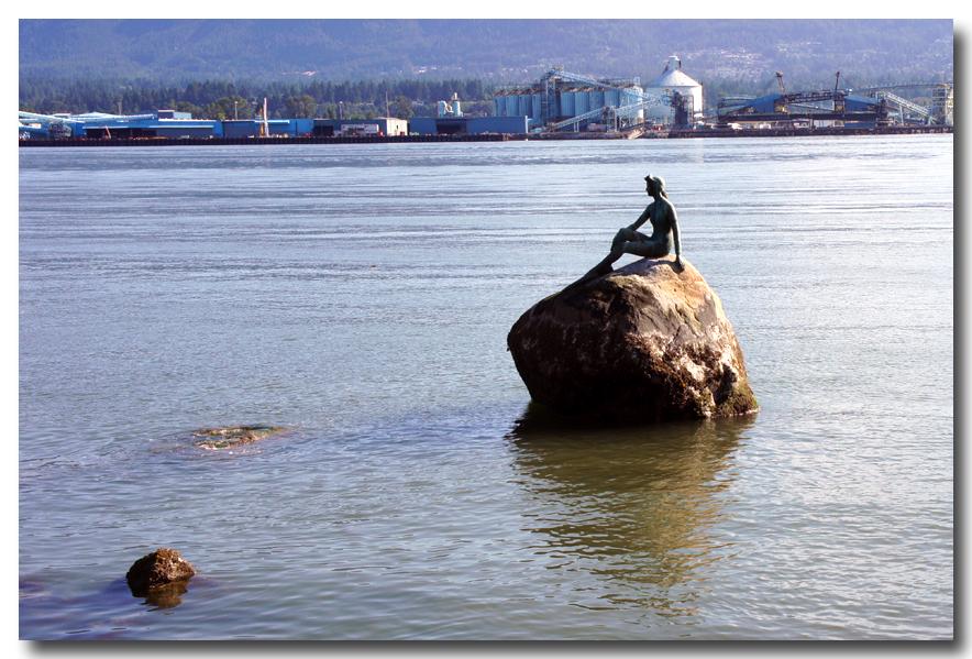 《原创摄影》:温哥华一瞥 - 阿拉斯加行序二_图1-22