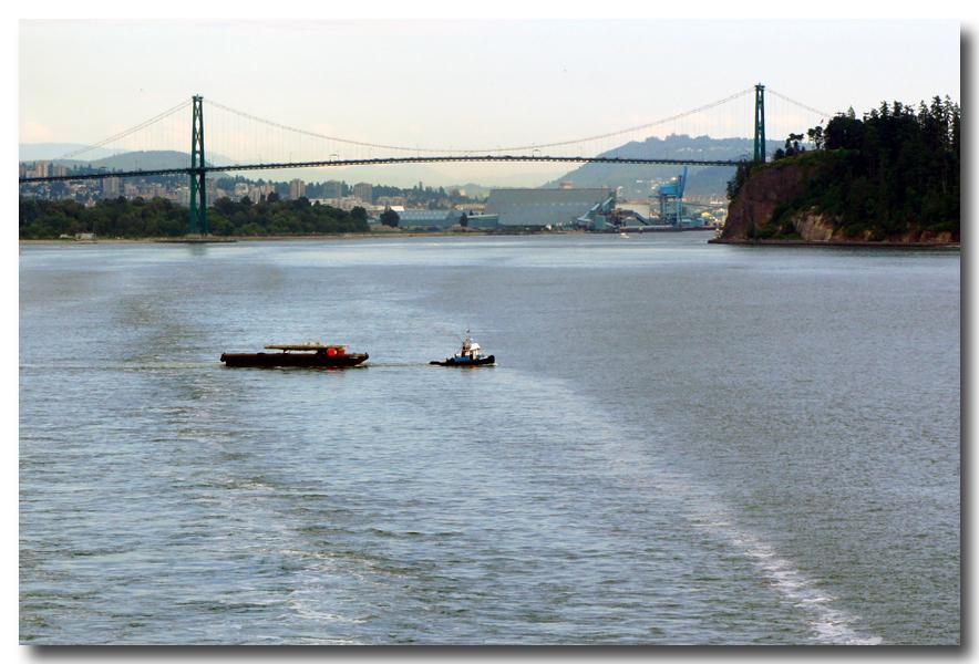 《原创摄影》:温哥华一瞥 - 阿拉斯加行序二_图1-31